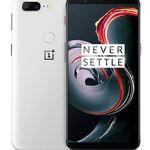 OnePlus 5T mit 128GB in Weiß für 483,31€