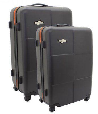 Trolley Set Cube 2 teilig für 44,30€ (statt 120€) + gratis 3 teiligem Reiseset
