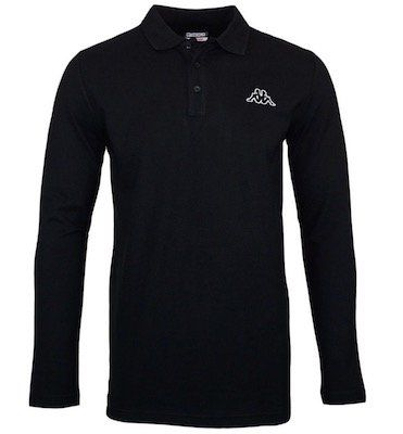 Kappa Langarm Poloshirts in 3 Farben für je 14,99€