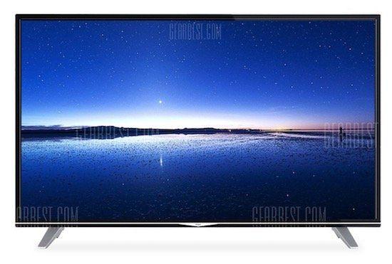Haier LEU49V300S   49 Zoll 4K Fernseher mit Triple Tuner für 389€