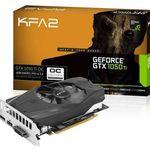 KFA2 GeForce GTX 1050 Ti OC 4GB Grafikkarte für 122€ (statt 165€)