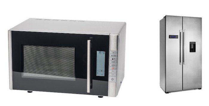 Nur heute! 15% Rabatt auf Haushalts Produkte bei Medion   z.B. Medion MD 37250 Side by Side Kühlschrank für 699,10€ (statt 800€)