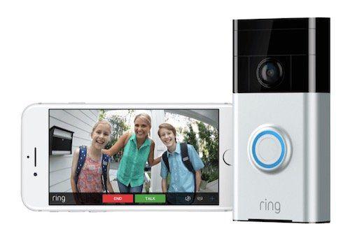 Ring 8VR1S5 Video Türklingel mit 720p und WLAN für 88€(statt 101€)