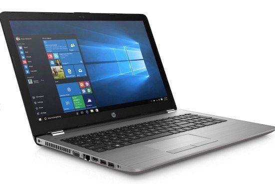 HP 250 G6   15 Zoll Full HD Notebook mit 256GB SSD für 279€ (statt 369€)