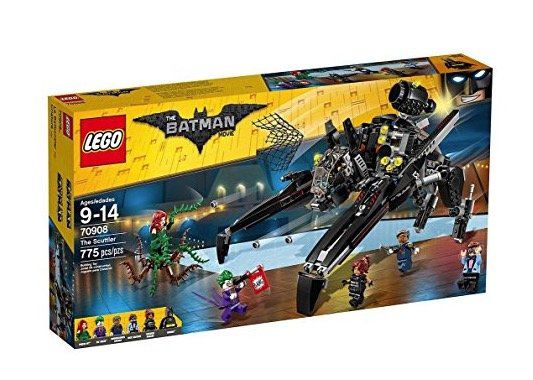 Lego Batman   Der Scuttler (70908) für 49,79€ (statt 65€)