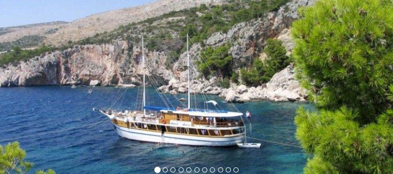 8 tägige Kreuzfahrt Blaue Reise durch Kroatien mit Halbpension + Comfort Kabine ab 365€ p.P.