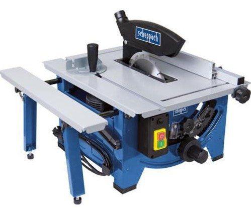 Scheppach HS80 Tischkreissäge mit 1.200W für 59,95€ (statt 79€)