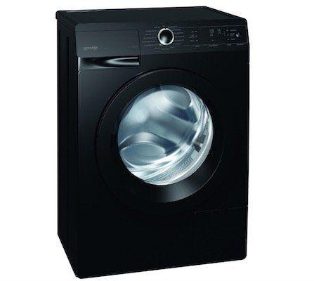Gorenje W6222PB/S   schwarze Waschmaschine mit 6kg und A++ für 254€ (statt 300€)