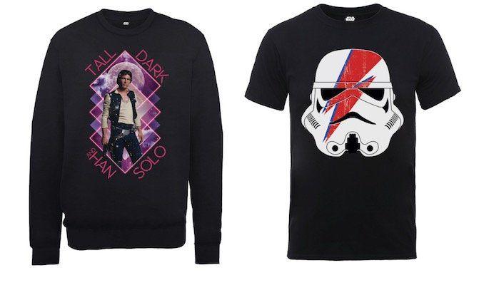 Star Wars Pullover für 27,99€ + gratis T Shirt dazu (statt 18€)