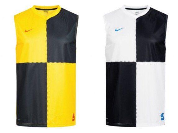 Nike Sleevesless Block Top Team Shirt für 7,95€ (statt 12€)