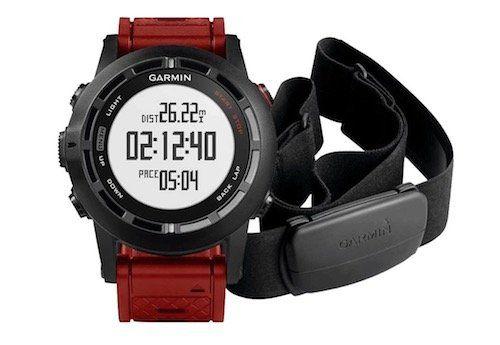 Garmin Fenix 2 GPS Multisport Uhr + Brustgurt für 154,20€ (statt 199€)