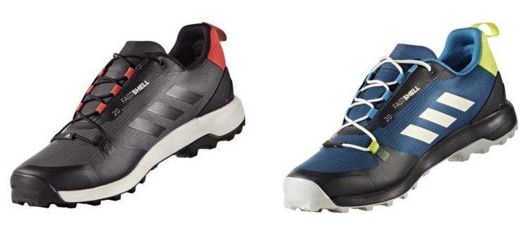 adidas Terrex Fastshell CP Trekkingschuhe für 59,99€