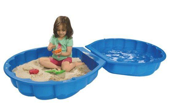 BIG Wasser  oder Sandmuschel für Kinder für nur 13€ (statt 21€)