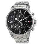 Tommy Hilfiger Dean Herren Armbanduhr für 100,80€ (statt 122€)