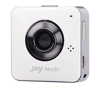 JayTech Quad Phone IP Cam U30 Überwachungskamera für 44,94€ (statt 70€)