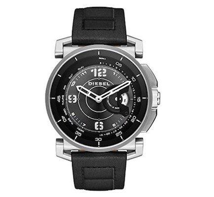 Schnell? Diesel On Herren Hybrid Smartwatch DZT1000 für 99,99€ (statt 195€)