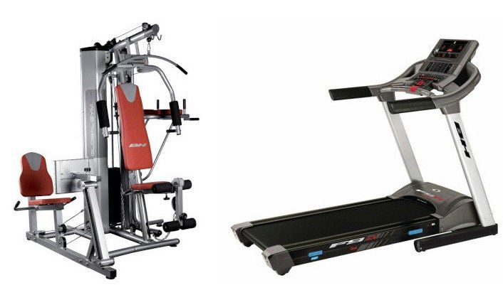 BH Fitness Geräte, Massage Sessel und Zubehör bei vente privee