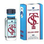 3er Pack Tom Tailor Herrenduft College Sport Eau de Toilette für 9,99€ (19€ MBW)