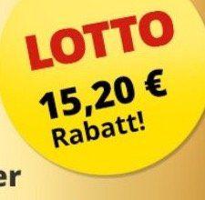12 Felder Lotto (8 Mio. Jackpot) für 14,70€ + 3 weitere Lotterie Tipps gratis (Wert 15,20€)