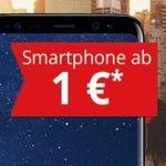 Vodafone Young mit bis zu 14GB LTE + 6 Monate -50% Rabatt auf die Grundgebühr + Top-Smartphone + 1 Monat Deezer gratis testen