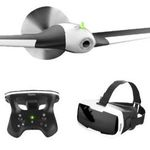 Parrot Disco FPV Drohne + SkyController 2 + VR-Brille ab 279,90€ (statt 341€) mit eBay Plus