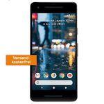 Google Pixel 2 Smartphone für 4,95€ (statt 620€) + Vodafone Flat mit 4 GB für 31,99€ mtl.