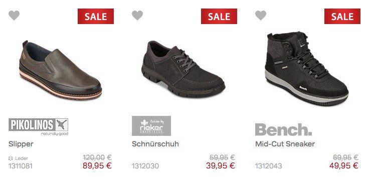 Schuh Sale bei Roland Schuhe + weitere 20% Extra Rabatt auf reduzierte Schuhe
