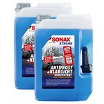 Sonax Xtreme AntiFrost+Klarsicht Konzentrat 10 Liter für 21,59€ (statt 26€)