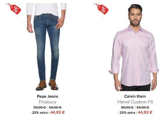 dress for less mit 50% extra Rabatt auf ALLES + 10% Gutschein + VSK frei   z.B. Benetton Basic Pullover mit Rundhals für 15,66€