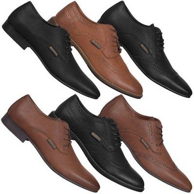 Ben Sherman Casual Herren Classic Style Business Schuhe ab je 29,99€