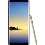 Samsung Galaxy Note 8 – 6,3 Zoll Smartphone mit 64G in Gold für 589,95€ (statt 668€)