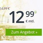 winSIM Flat mit 5GB LTE + 10€ Wechselbonus für 12,99€ mtl.