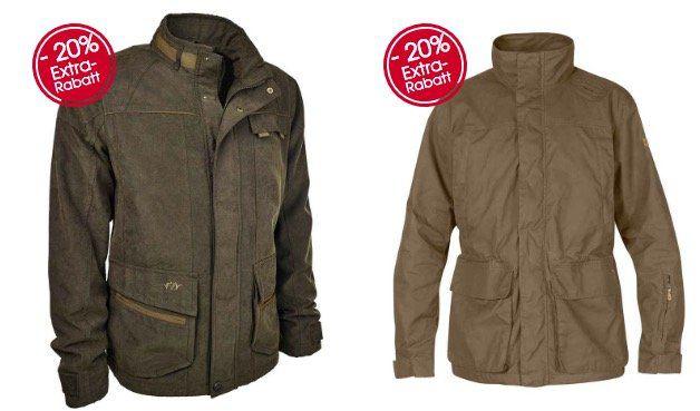 Frankonia Jagdbekleidungs Sale + 20% Extra Rabatt