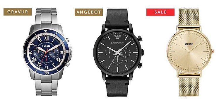 Knaller! Christ Sale mit 20% Extra Rabatt auf Uhren von Boss, Tommy Hilfiger ...   z.B. Michael Kors Damenuhr MK3845 für 153€(statt 192€)