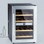 Cavist. Weinkühlschränke im OneDay Sale bei Veepee – z.B. Cavist.28 für 188,99€ (statt 229€)