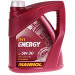 5 Liter MANNOL 5W-30 Energy Motoröl für 16,64€