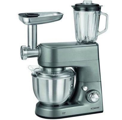 Bomann KM 1373 CB   Küchenmaschine inkl. Zubehör für 149€ (statt 185€)