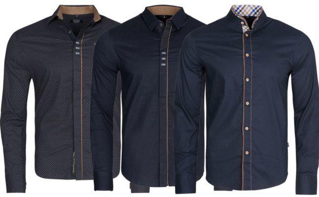 CARISMA Basic Herren Freizeit Hemden für je 17,99€