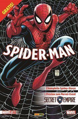 Marvel Tag mit Gratis Comic und Leseprobe   nur heute!
