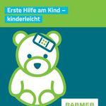 """Infobroschüre """"Erste Hilfe am Kind"""" kostenlos anfordern"""