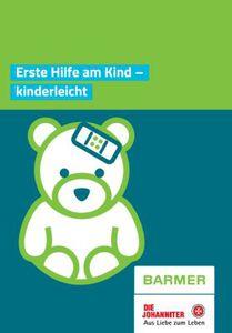 Infobroschüre Erste Hilfe am Kind kostenlos anfordern