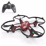 Hubsan X4 H107C – 2.4G 4CH RC RTF Quadcopter in Rot für 20,89€ (statt 38€)