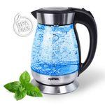 GRAFNER Wasserkocher 1,7 Liter ( WK10583) für 17,90€ (statt 23€)