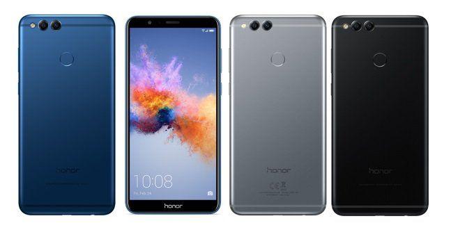 Honor 7X   5,9 Android 7 Smartphone mit 64GB ab 149€ (statt 225€)