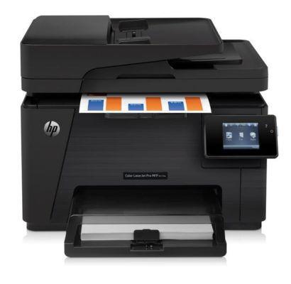 HP Color LaserJet Pro MFP M177fw   WLan Farblaser Multifunktionsdrucker 4in1 mit Fax für 229€