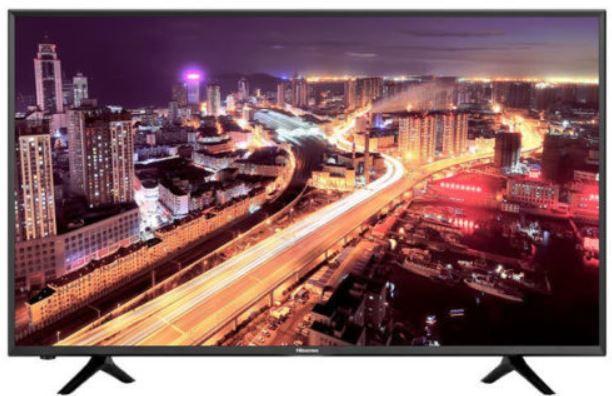 Hisense H65NEC5205   65 Zoll UHD Smart TV für 599€  (statt 699€)