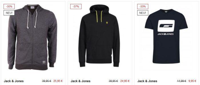 Bis Mitternacht: 30% EXTRA Rabatt auf ALLE Artikel von Jack & Jones ab 40€ bei Jeans Direct