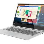 LENOVO Yoga 920 Glass, Convertible mit 13.9″, UHD 4K, 512 GB SSD, 8 GB RAM, i7, Win 10 für 1666€ (statt 2204€)