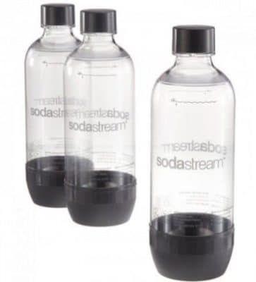 Sodastream Pet Flaschen 1L im 3er Pack für nur 9,99€ (statt 14€)