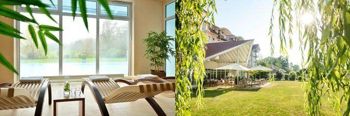 2   14 ÜN im 4,5* Hotel in Ottobeuren (Allgäu) inkl. Frühstück, Dinner & Wellness ab 129€ p.P.